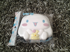 Sanrio Cinnamoroll lunch bento box container Hello Kitty friend New