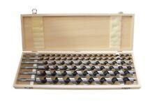 Punta a spirale Set - Set 6 pezzi in scatola di legno