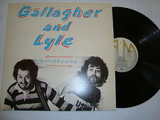 GALLAGHER AND LYLE : BREAKAWAY original A+M album