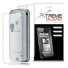Genuine XtremeGuard FULL BODY Screen Protector Cover For Samsung Galaxy Beam 2
