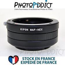 KIPON MA NEX - Bague d'adaptation objectif Minolta AF vers boitier Sony NEX