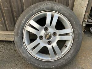 Chevrolet Lacetti Alloy Wheel With Free Tyre 195/55/15 2003-2007