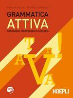 Grammatica Attiva, Hoepli scuola, Fallea/Maresca codice:9788820346775