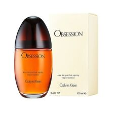 Calvin Klein Obsession Woman Eau De Parfum Spray 100ml Profumo Donna