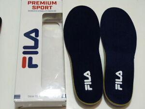 NIB FILA Premium Sport Stability Insoles