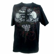 Miami Ink Graphic T Shirt Pre Owned M