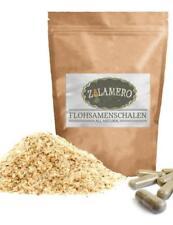 Flohsamenschalen 200 Kapseln à 450 mg Vegan Natural zalamero