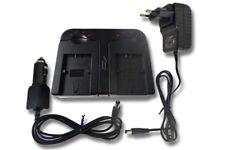 Dual Ladegerät für SONY DCR-SR72 DCR-SR72E E