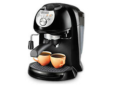 De Longhi Espresso EC 201.CD.B Macchina Caffè a Polvere o Cialde