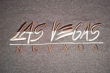 Las Vegas Nevada Embroidered T-Shirt Mens Womens XL