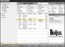 MusicBee music catalloger Music Player Database Software Catalog Organizer disc