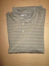 Mens Nike Fit Dry Golf athletic collared golf shirt L Lg