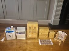 Dolls House 16th Scale Furniture Kitchen Bedroom Etc Mixed Lot