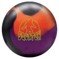 "Radical Squatch Solid 1st Quality Bowling Ball | 15 Pounds | 2-3"" or 3-4"" Pins"