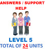 All the answers to 24 Units Of The NVQ Level 5 Health and Social Care
