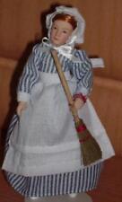 caco-escala 1:12 miniatura arderemos muñecas Tube Juego manta//Manta /& accesorios