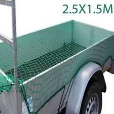 Anh/ängernetz Ladungssicherungsnetz Transportnetz Netz f/ür Anh/änger 1,5x2,7m