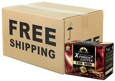 PureGano XPower Coffee Latte For Men Tongkat Ali Ginseng Maca 1 Case Wholesale