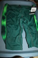 Competitive Nike Swim Shorts Size 34 Green