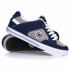 C1RCA 205 vulc scarpe circa da uomo donna skateboard nere gum skate in pelle