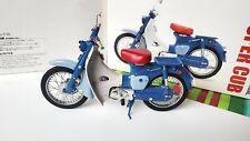 EBBRO 1:10 Honda Cub 1958 Light Blue Color Motorcycles _ Rare