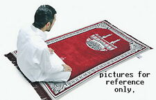 Islamic Praying Mat Muslim Prayer Floor Rug, Praying Rug.