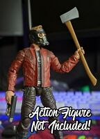 Wooden Axe ACCESSORY ONLY Mezco, Marvel Legends 1/12