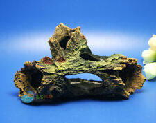 Decaying trunk Aquarium Ornament Driftwood - Decoration fish tank Tree Wood