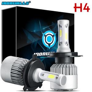 For Mazda BT-50 2006 - 2013 LED H4 9003 120W Headlights HEAD LIGHT UPGRADE KIT