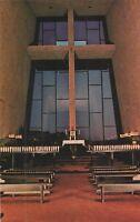 *(N)  Sedona, AZ - Chapel of the Holy Cross - Interior View Towards Altar
