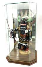 N. D. Shirley Signed Kachina W/ Display Lot 1043