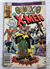 Obnoxio the Clown Vs. The X-Men #1 One-Shot (1983) Marvel Comics