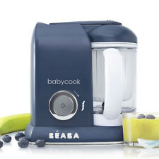 Beaba Babycook 4 in 1 Steam Cooker & Blender and Dishwasher Safe New Us