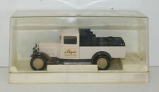 SOLIDO 1/43 SCALE - 1930 CITROEN CAF - BOIS ALAZARD CHARBONS