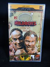 MTV WILDBOYZ VOLUME TWO UNRATED PSP UMD VIDEO **NEW**