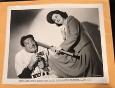 Max Baer Patsy Kelly Ladies Day Movie Baseball Vintage Photo E