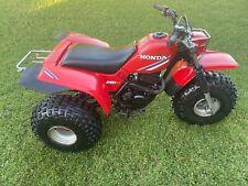 1985 Honda ATC250SX 3 wheeler. 85 ATC 250SX AZ Trike w/ Title! 350X 250R 200X 86