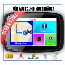 MOTO navi auto 5 pollici dispositivo di navigazione Navi Bluetooth impermeabile GPS BIKE BT
