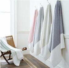 Kassatex New York Block Pareo Beach/Oversized Bath Towel in Seaglass