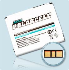 PolarCell Akku für Sony Ericsson Zylo W20i W910i W380i T707 W508 Z555i BST-39