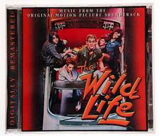 WILD LIFE Soundtrack CD Edward Van Halen Bananarama Ron Wood Rolling Stones