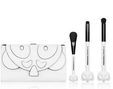 Mac � Panda Clutch + 3 Mac Authentic Brushes Limited Edition Bnib Sold Out � �