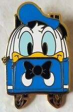 Loungefly Disney Fab 5 Donald Duck Backpack Blind Mystery Box Pin
