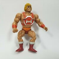 1984 Mattel Masters of the Universe Thunder Punch He-Man MOTU Mexico Vintage