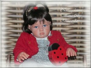 "Bebe reborn toddler ""TATIANA"" creation nurserydannie"