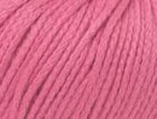 Filati di cotone rosa per hobby creativi