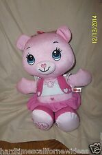"""Fisher Price Doodle Bear Rose Pink Washable doodle over again 14"""""""