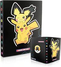 Classeur pour Pokemon,Porte Carte Pokemon, Livre Carte Pokemon, Pokemon Cartes A