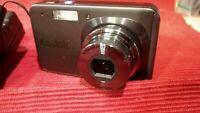Kodak EASYSHARE 12.0MP V1273 Digital Camera Grey OIS 3X Zoom -E0j829pz