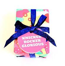 LUSH KnickerBocker GIFT SET American Cream & Pie 2 ITEMS NEW wBOX FREE FAST SHIP